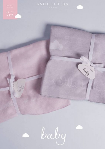 Katie Loxton Baby Blanket In Pink Mummy Amp Little Me